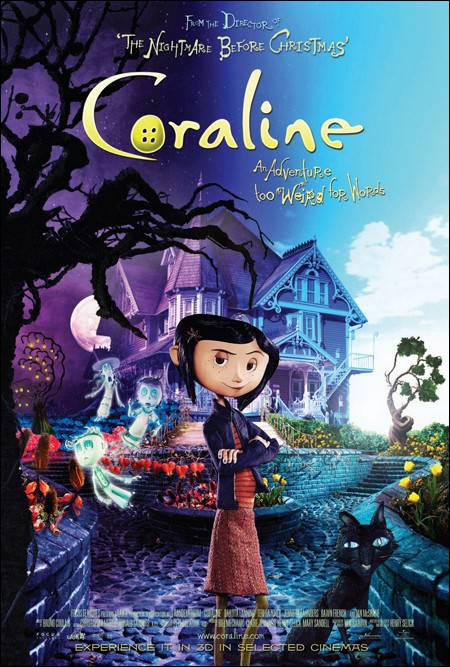Movie Review: Coraline